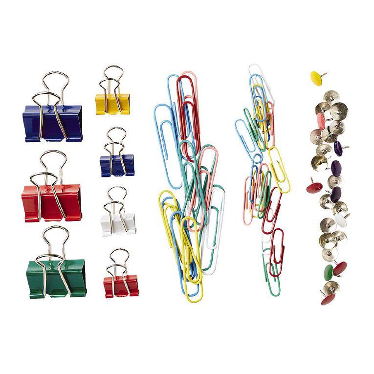 WS Pins & Clips Set 216 Piece Assorted, , hi-res