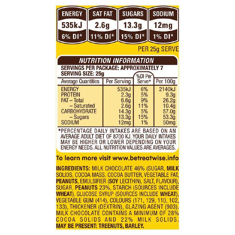 M&M's Peanut Chocolate Bag 180g, , hi-res