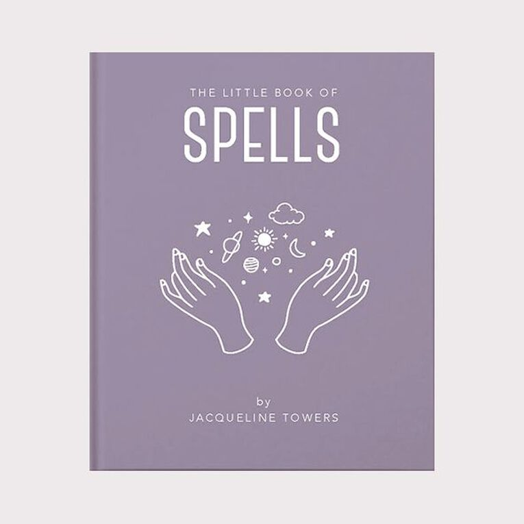 The Little Book of Spells by Jackie Tower, , hi-res