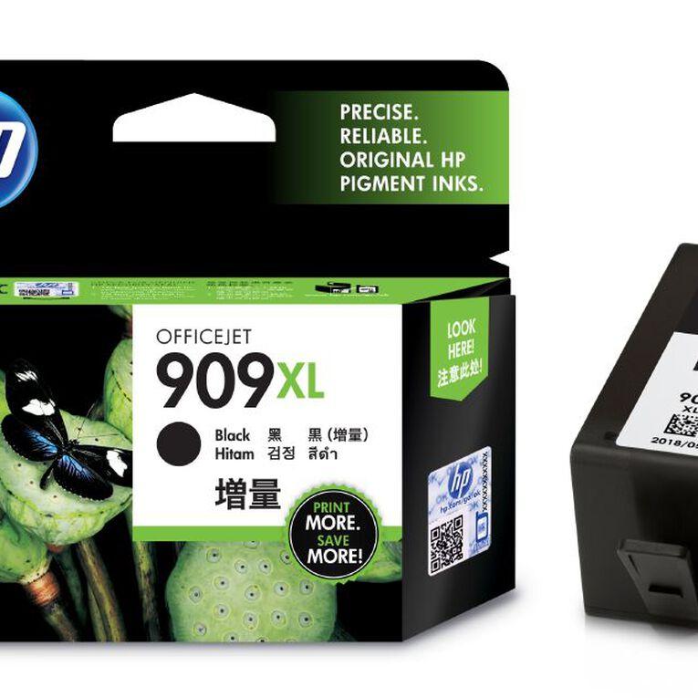 HP Ink 909XL Black (1500 Pages), , hi-res