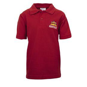 Schooltex Mornington Short Sleeve Polo with Embroidery