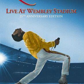 Queen Live At Wembley Stadium DVD by Queen 2Disc