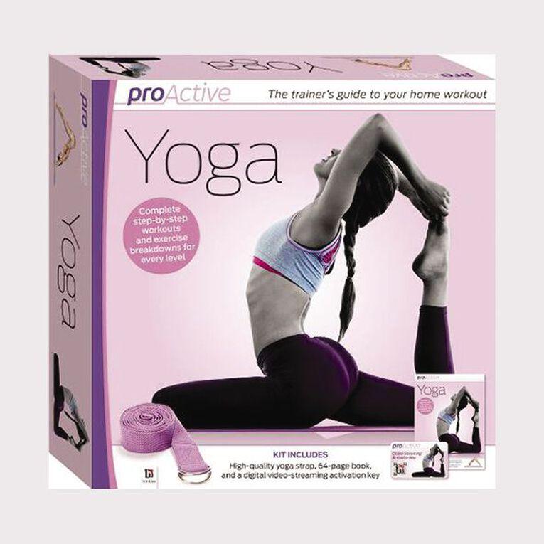 ProActive: Yoga Box Set N/A, , hi-res