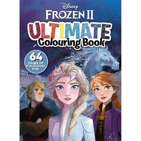 Disney Frozen #2 Ultimate Colouring