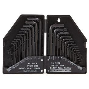 Mako Hex Key Set 30 Pack