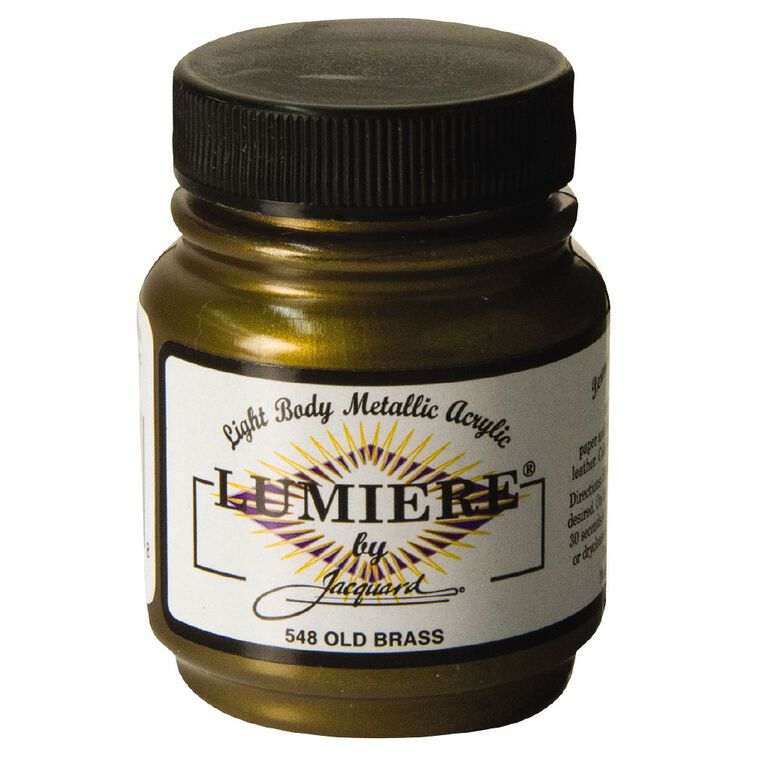 Jacquard Lumiere 66.54ml Old Brass, , hi-res