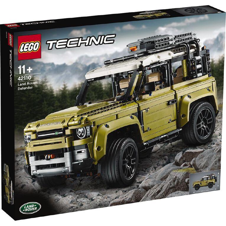 LEGO Technic Land Rover Defender 42110, , hi-res
