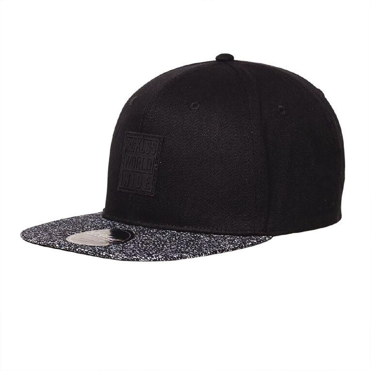 H&H Static Cap, Black, hi-res