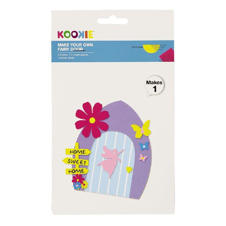 Kookie Make Your Own Fairy Door, , hi-res