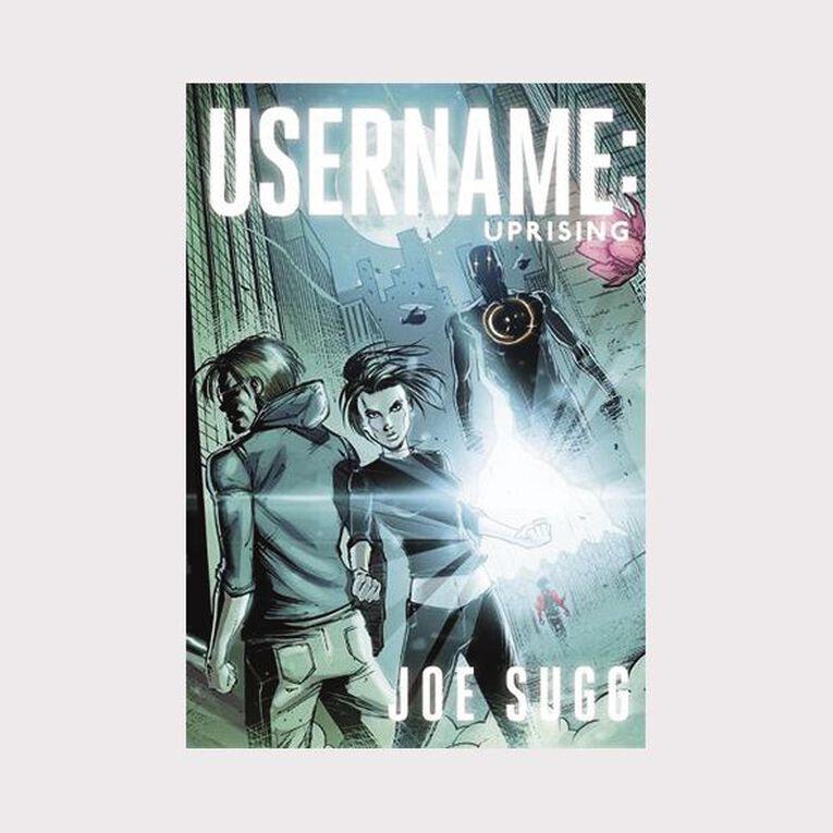 Username #3 Uprising by Joe Sugg, , hi-res