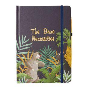 Disney Jungle Book A5 Notebook & Pen Set Navy A5