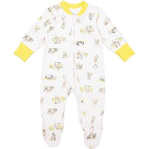Winnie the Pooh All In One 2 Way Zip