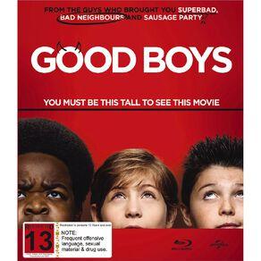 Good Boys Blu-ray 1Disc