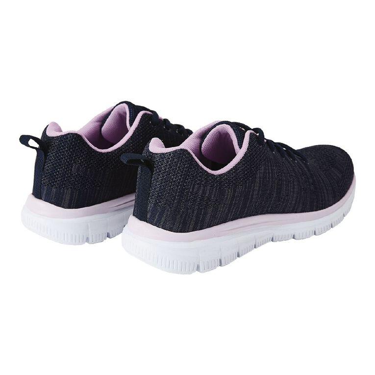 Active Intent Jog Shoes, Navy, hi-res
