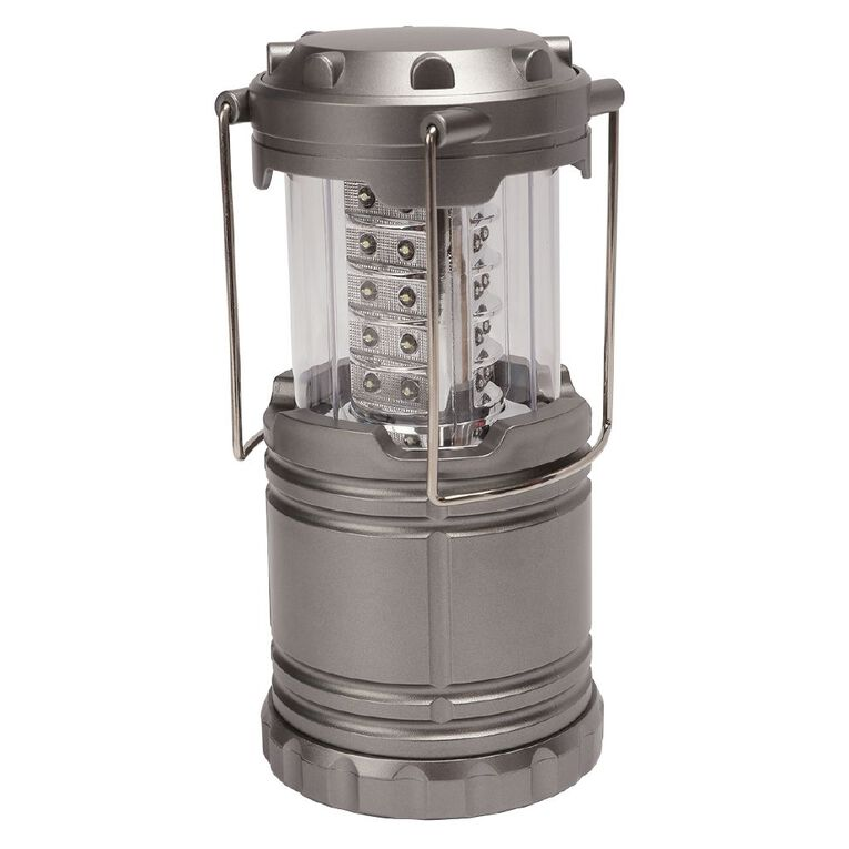 Navigator South Collapsible Lantern 3 AA Batteries included, , hi-res image number null