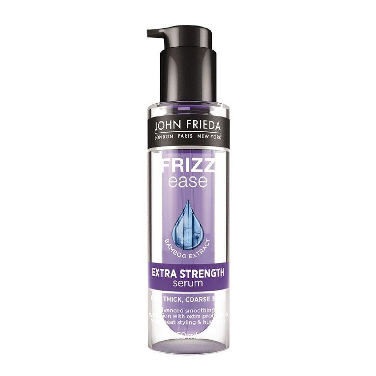 John Freida Frizz Ease Extra Strength Serum 50ml, , hi-res