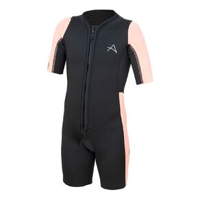 Active Intent Water Rash Suit Size 4 Yellow
