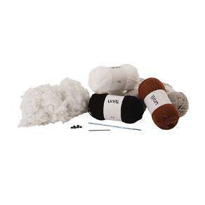 Uniti Animal Knitting Kit