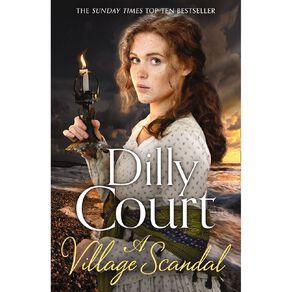 Village Secrets #2 A Village Scandal by Dilly Court