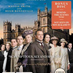 Downton Abbey Season 1 DVD 4Disc