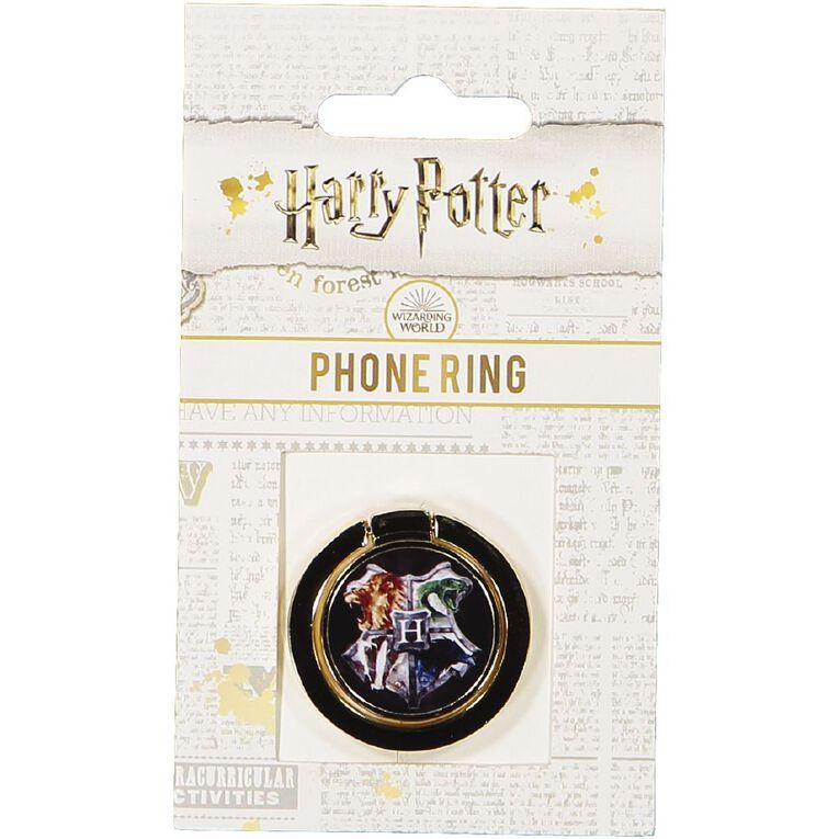Harry Potter Hogwarts Crest Phone Ring, , hi-res image number null