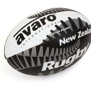 Avaro Rugby Multi-Coloured Size 5