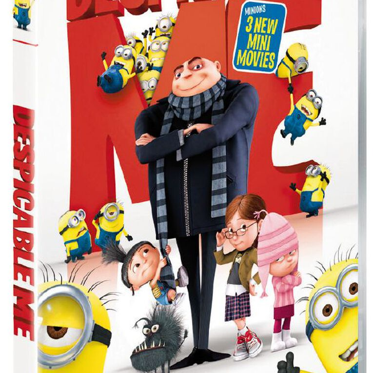 Despicable Me DVD 1Disc, , hi-res