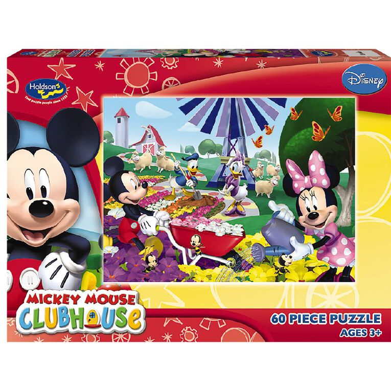 Licensed Kids' 60 Piece Boxed Puzzle Assorted, , hi-res