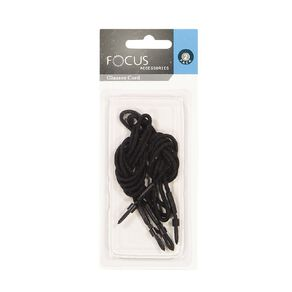 Focus Reading Glass Cord - Black