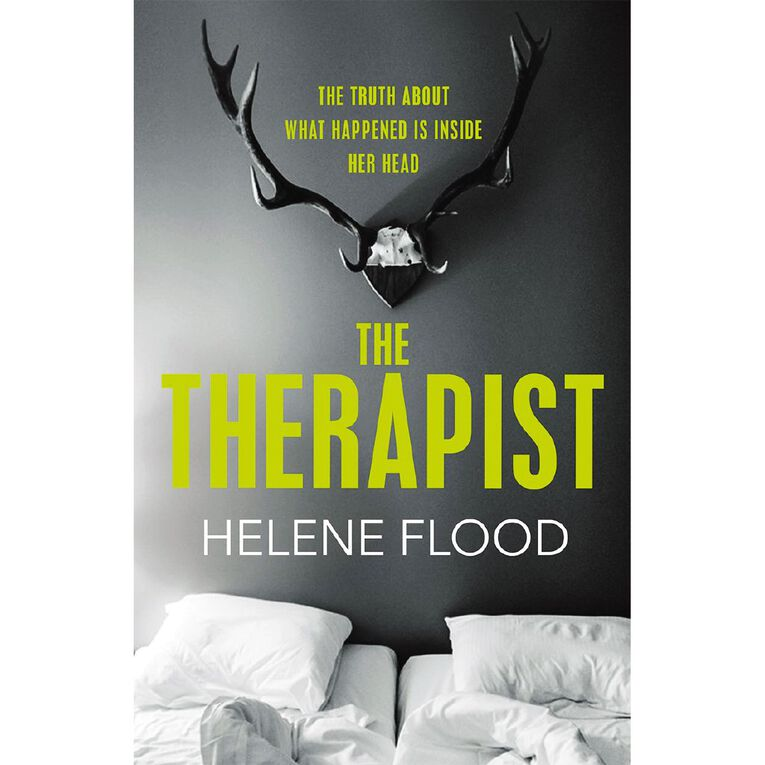 The Therapist by Helene Flood, , hi-res