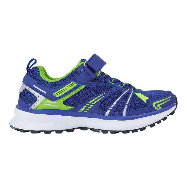 Active Intent Boston Shoes, Blue, hi-res