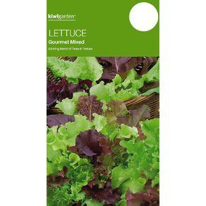 Kiwi Garden Lettuce Gourmet Mixed