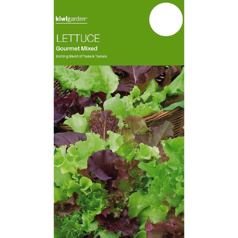 Kiwi Garden Lettuce Gourmet Mixed, , hi-res
