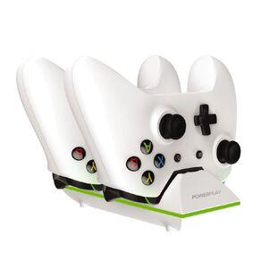 PowerPlay Xbox One Dual Charging Station White