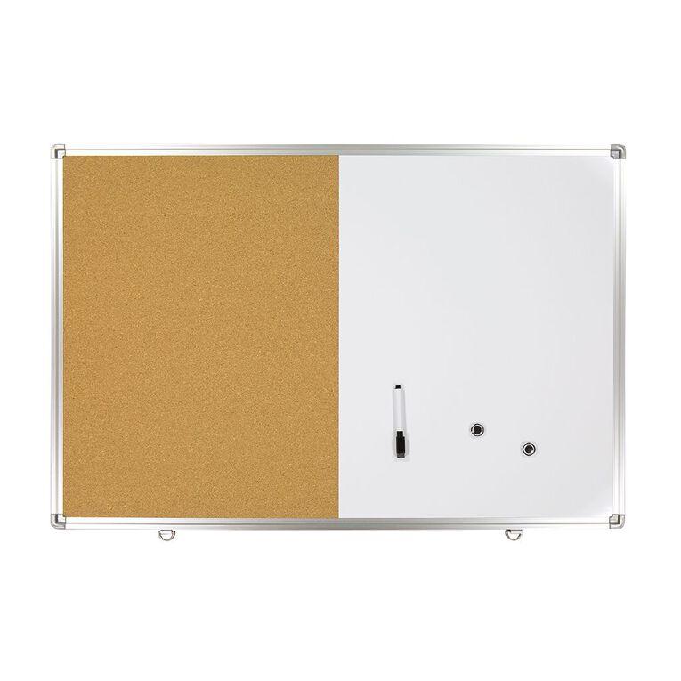 WS Alu Frame Combo Board 600 x 900mm, , hi-res