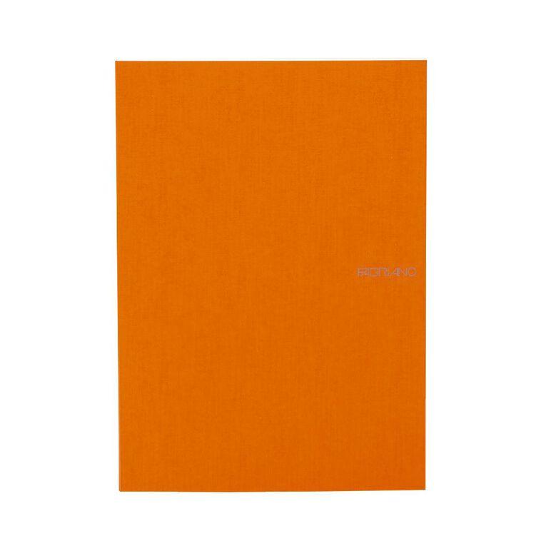 Fabriano Ecoqua Sketchbook Dotted 85GSM 90 Sheets Orange A4, , hi-res
