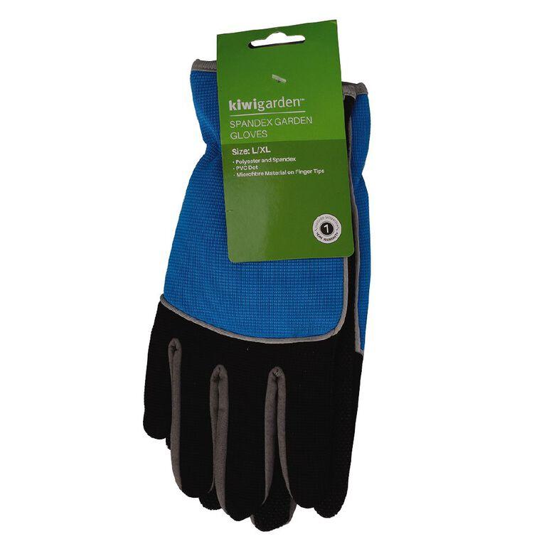 Kiwi Garden Spandex Garden Gloves L-XL, , hi-res image number null