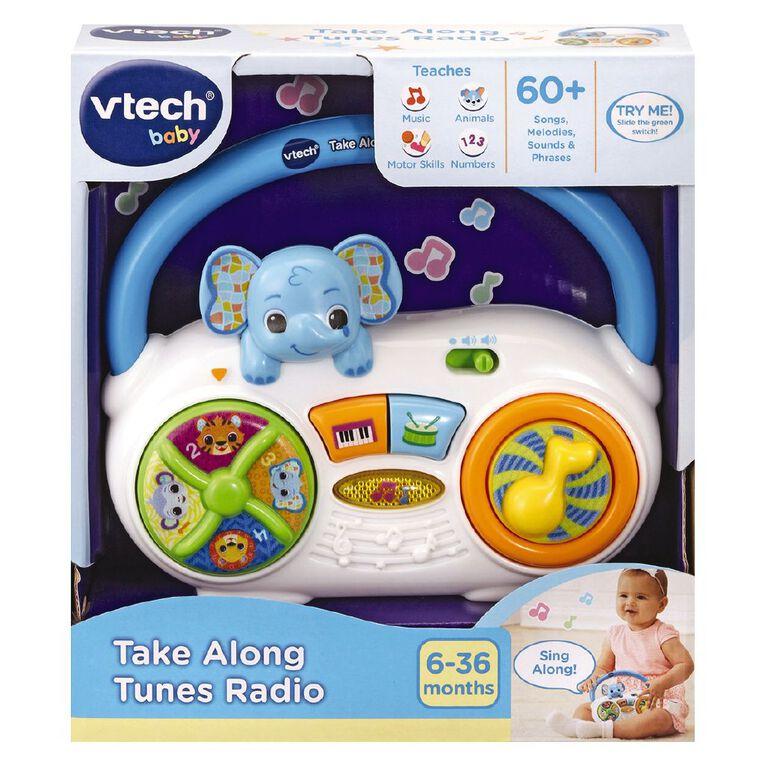 Vtech Take Along Tune Radio, , hi-res