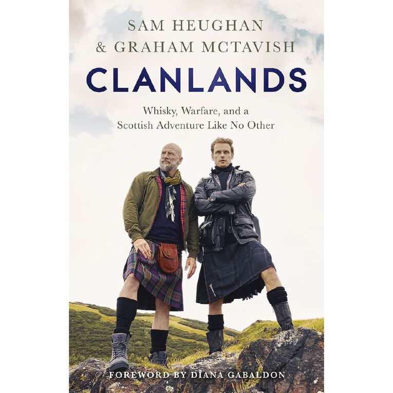 Clanlands by Sam Heughan & Graham McTavish, , hi-res image number null