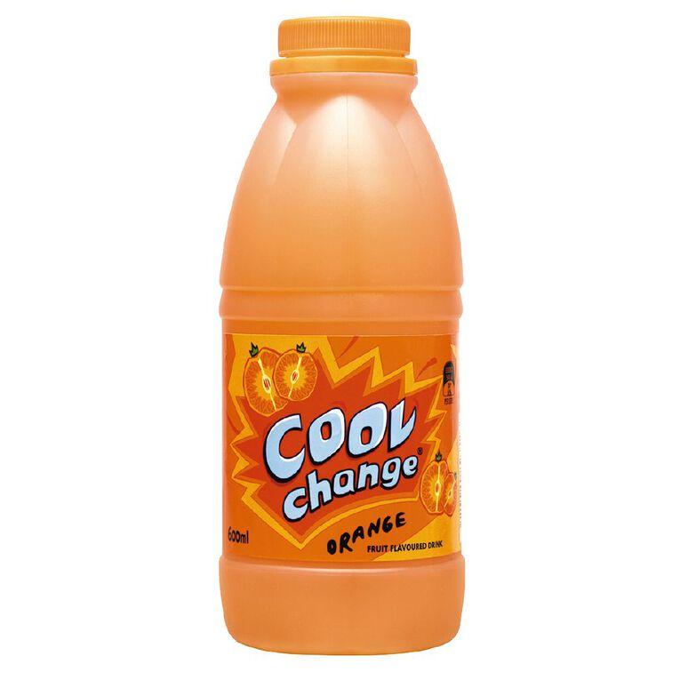 Cool Change Orange 600ml, , hi-res