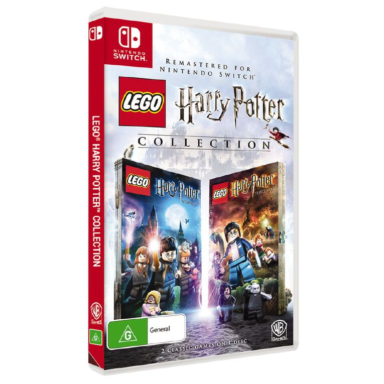 Nintendo Switch Lego Harry Potter Collection, , hi-res