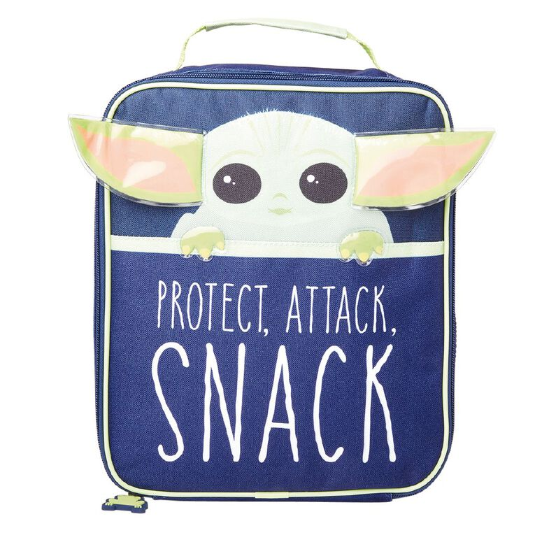 Star Wars The Child Dual Compartment Lunch Bag, , hi-res
