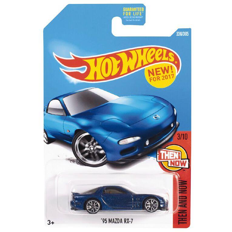 Hot Wheels Single Basic Car Assorted, , hi-res
