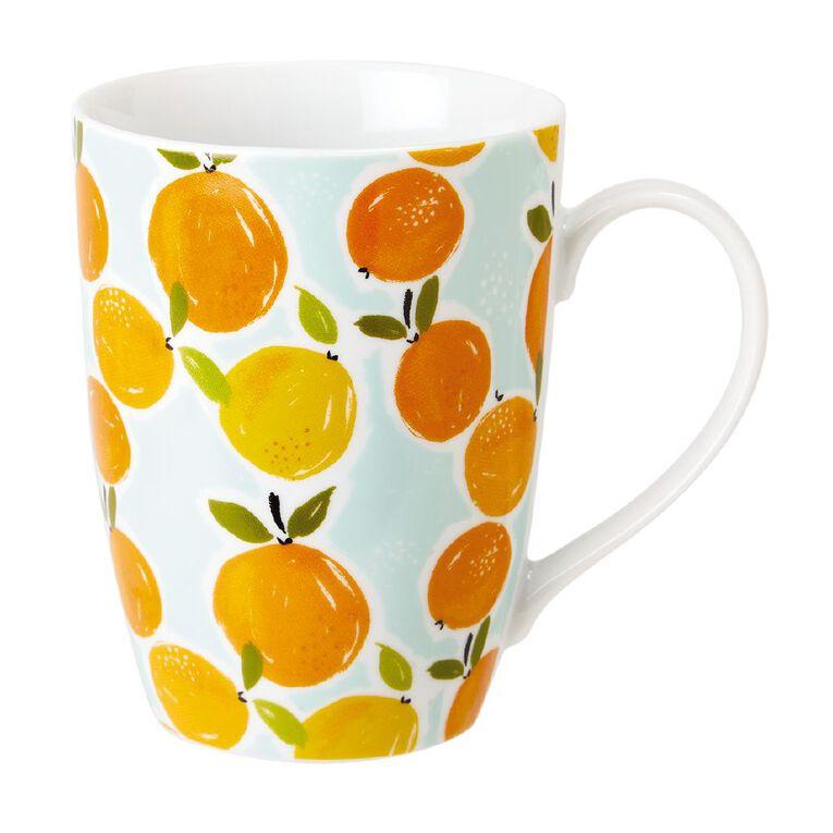 Living & Co Oranges Mug, , hi-res