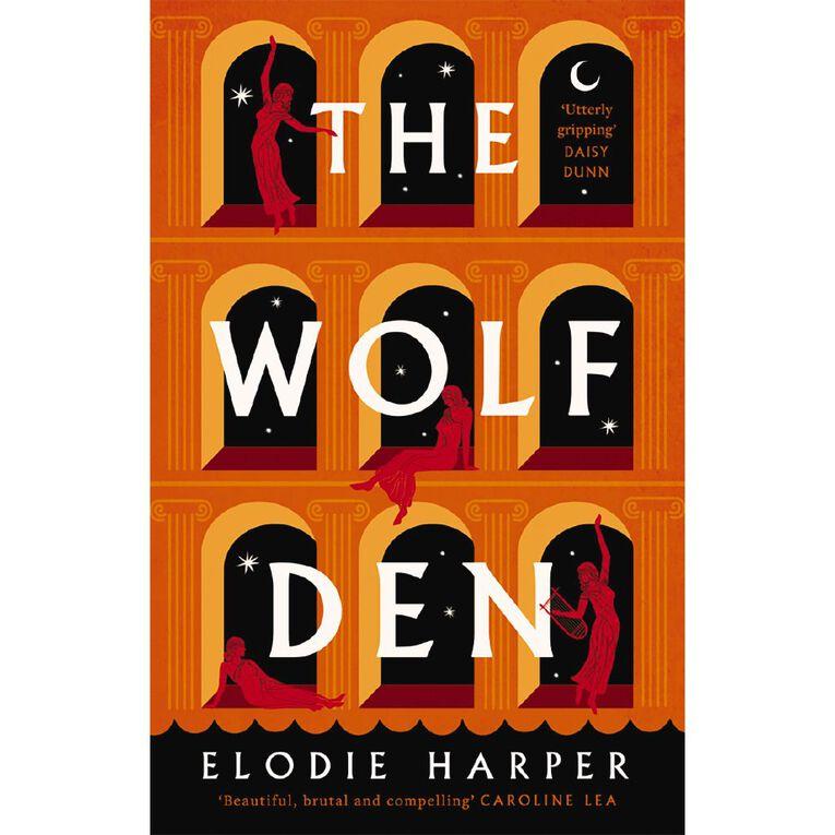 The Wolf Den by Elodie Harper, , hi-res