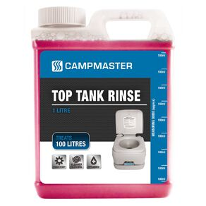 Campmaster Toilet Chemical for Top Fresh Water Tank 1L