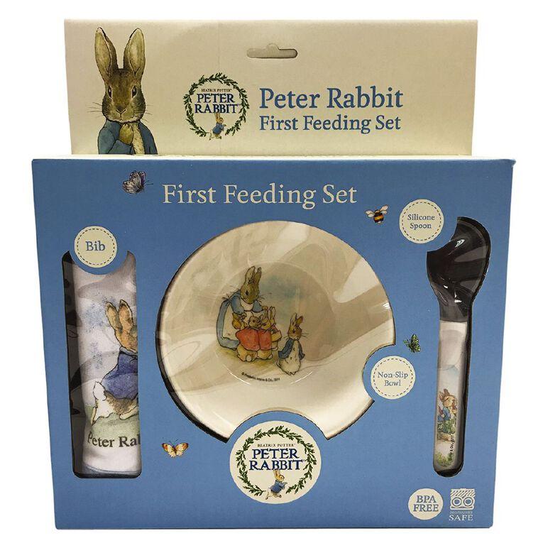 Peter Rabbit First Feeding Set, , hi-res