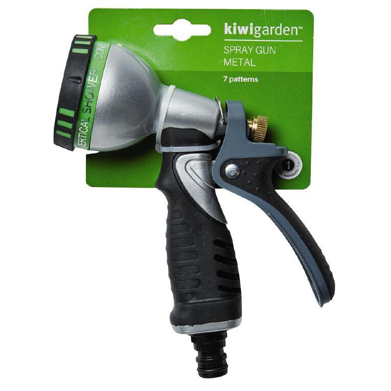 Kiwi Garden Spray Gun Metal, , hi-res