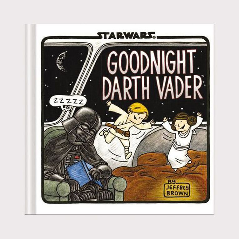 Star Wars: Goodnight Darth Vader by Jeffrey Brown, , hi-res