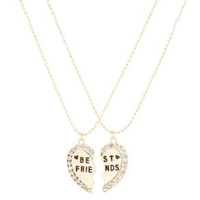 Kids' Best Friends 2 Piece Necklace